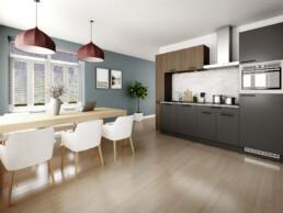 Interieur Artist Impressie Keuken